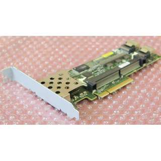 HP ,SAS RAID 2 PORT (SFF-8087), SMARTARRAY P410 (P/N:013233-001)