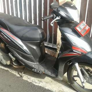 Honda spacy th 2012
