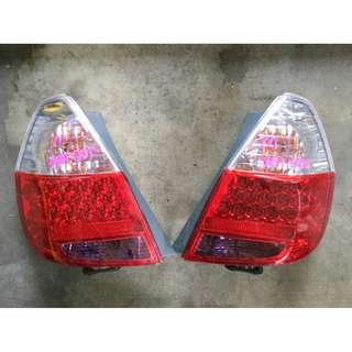 Honda FIT / Honda Jazz GD1 Tail Lamp