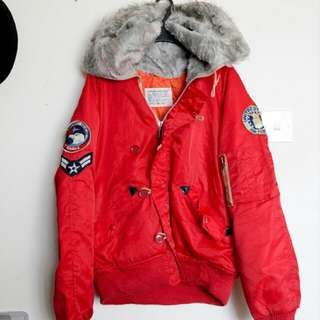 F15 Air Force Bomber Jacket