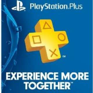 Playstation Plus 3 months Subscription