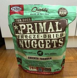 Primal CHICKEN Freeze-Dried Nuggets