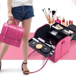 Tas make up/make up bag/beauty case