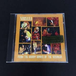 NIRVANA (Collector's Series) 'From The Muddy Banks of The Wishkah' Limited Edition Album / CD