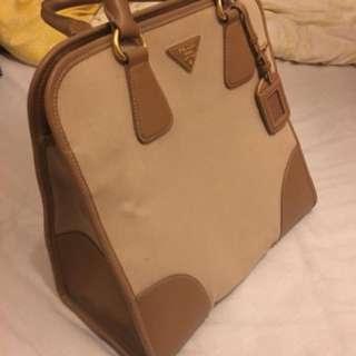 Prada 手袋+斜揹袋 (兩用)