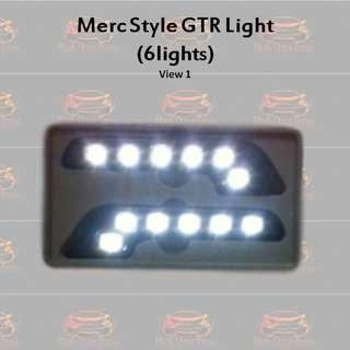 Mercs Style GTR Light