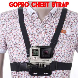 TGP020 Chest Mount Harness for Gopro Hero Cameras