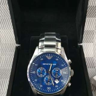 New Design of Armani Watch