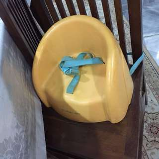 Mothercare booster seat used