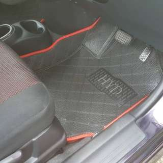 Carfit customize car floor mat