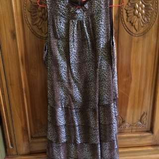 BLINK LEOPARD DRESS