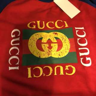 Gucci sweater 衛衣 2018款 Replica