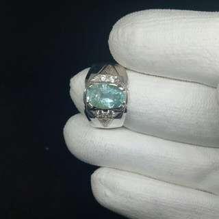 Cincin zamrud zambia / Zambian emerald