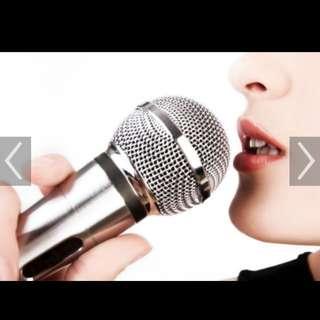 唱歌教學 唱k (有免費試堂)