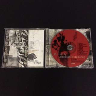 LINKIN PARK (Collectors') 'Hybrid Theory' Album / CD