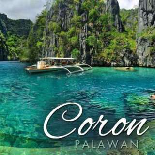 Coron Palawan (3 Days & 2 Nights Promo)