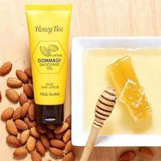 HONEY BEE ALMOND GOMMAGE SMOOTHING GEL (100ML)