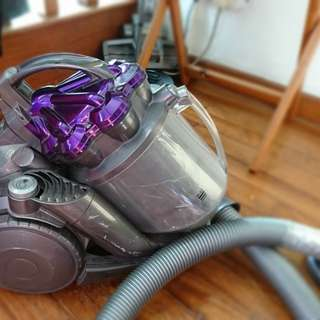 Dyson DC26 Power Vacuum with HEPA filtration