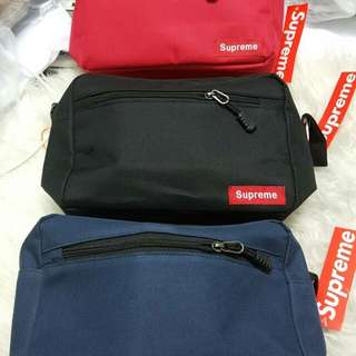 Supreme travel bag