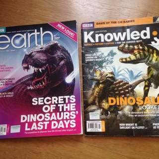 BBC Earth Magazine