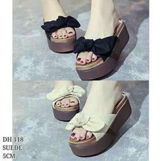 Sandal wedges Wanita DH118
