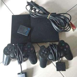 Playstation2 slim masih kaset