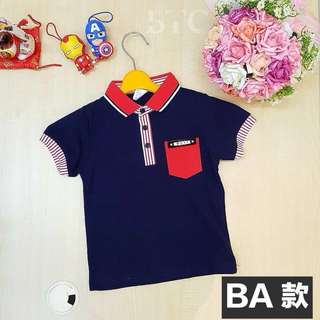 [READY STOCK] Boys Polo Tees