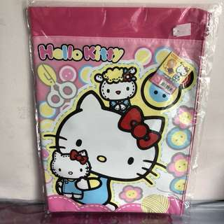 Last PCS Hello Kitty A4 Size Zip Pouch Bag
