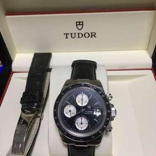 Tudor  79260P  Chrongraphy   (Rolex omega panerai Ap seiko)