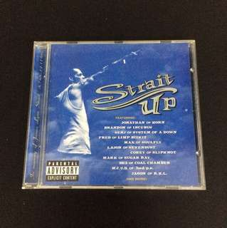 [RARE] STRAIT UP (In Commemoration of James Lynn Strait of Snot), feat KoRn, Incubus, Limp Bizkit, System of A Down & More..