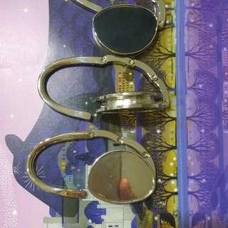 Metal Bag Hanger(Set of 3 pcs)