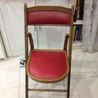 Vintage Foldable Chair