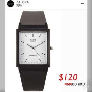 Casio 手錶 (與Zalora同款)