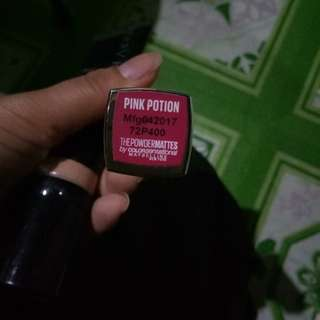 Maybelline Pink Potion