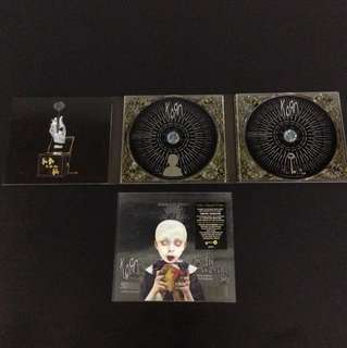 [DELUXE EDITION] KORN, 'See You On The Other Side' Album, Art by famed artist David Stoupakis