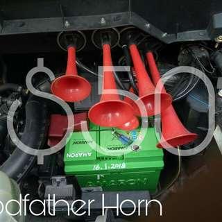 Godfather Horn