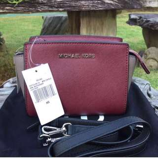 NEW MK MICHAEL KORS CROSSBODY