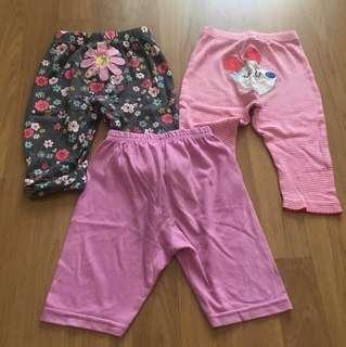 Carter's & Disney Pants