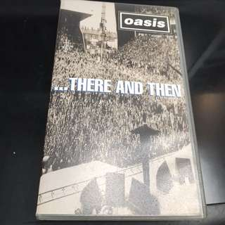 Oasis VHS