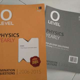 BN 'O' Level Physics (yearly)  TYS