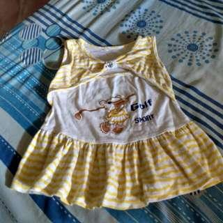 Dress bayi..