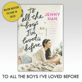To All the Boys I've Loved Before Ebook - Jenny Han