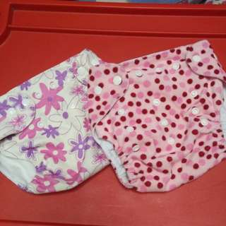 Cloth diaper bundle