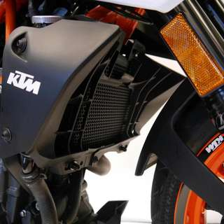 Evotech Performance for KTM Duke 390 2017