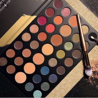 Morphe 39A eyeshadow