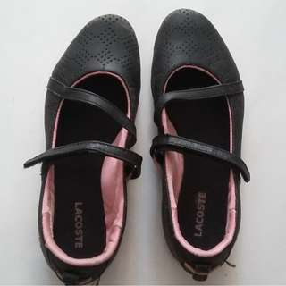 Genuine Preloved Lacoste Shoes for Girls