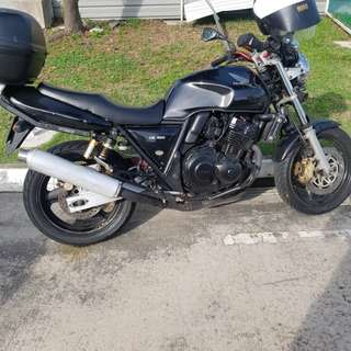 Honda cb400 version s