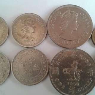 徵收香港錢幣,舊鈔