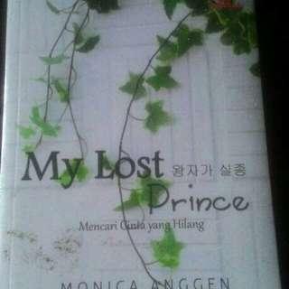 Novel My Lost Prince