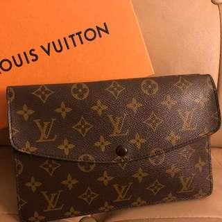 Louis Vuitton Paris Clutch Bag 雙面 (斜咩/Hand Bag)